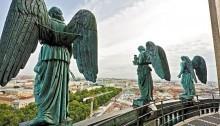 Рабочие будни ангела — хранителя - «Прикоснись к тайнам настоящего и будущего»