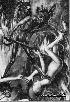 Славянская иконография дьявола. - «Демонология»