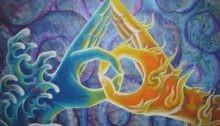 Мантра на исполнение желания - «Прикоснись к тайнам настоящего и будущего»
