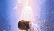 Молитвы ангелу-хранителю - «Прикоснись к тайнам настоящего и будущего»