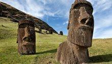 Цивилизация острова Пасхи - «Прикоснись к тайнам настоящего и будущего»
