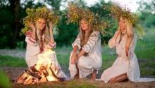 Ивана Купала обряды ритуалы заговоры - «Прикоснись к тайнам настоящего и будущего»