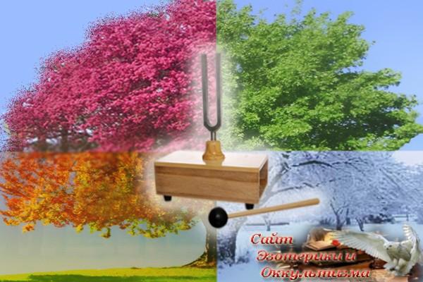 440 Гц – частота камертона для планеты Земля - «Эзотерика»