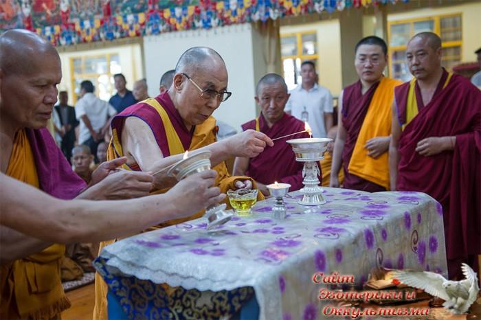 Буддийский праздник Весак 2016 - «Эзотерика»