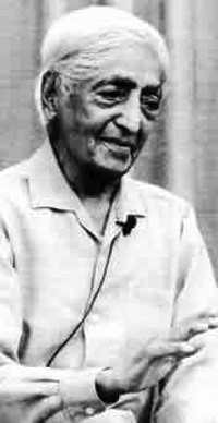 Джидду Кришнамурти «Самозащита» - «Эзотерика»
