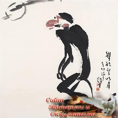 Эффект сотой обезьяны - «Эзотерика»