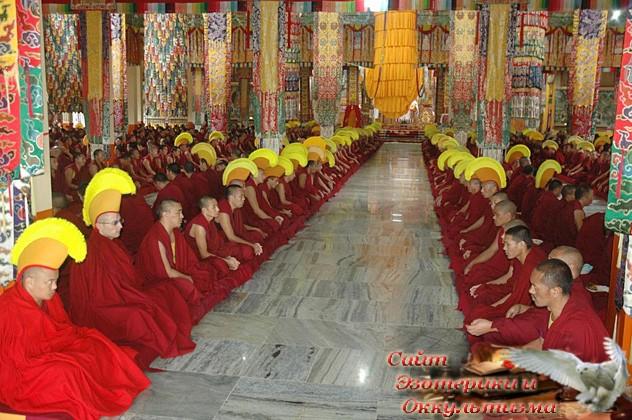 Философские диспуты в тибетском монастыре глазами монаха с Запада - «Эзотерика»