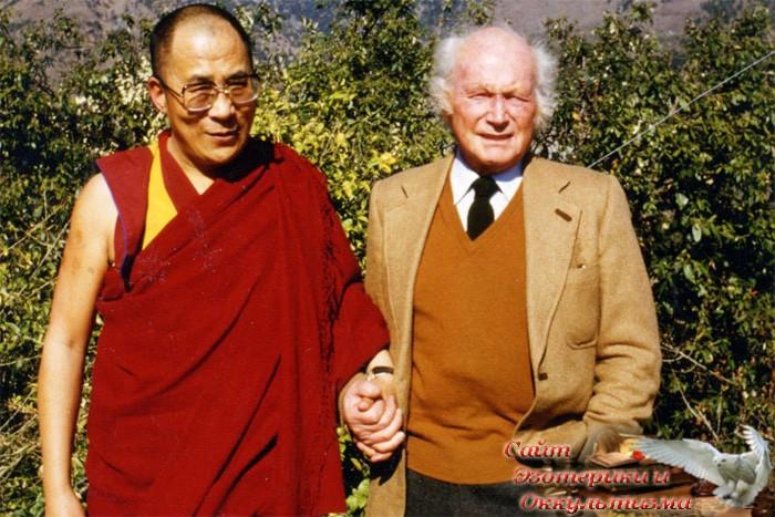 Генрих Харрер «Первая встреча с Далай-ламой» - «Эзотерика»