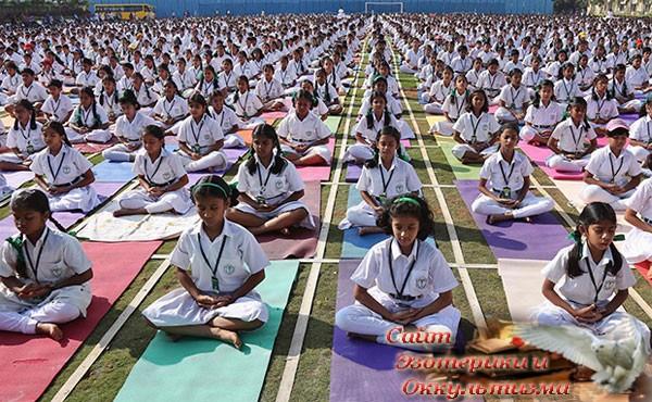 Индийские мусульмане vs. Йога - «Эзотерика»