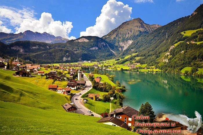 Как решили проблему мусора в Швейцарии - «Эзотерика»