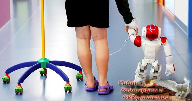 Как роботы изменят будущее - «Эзотерика»