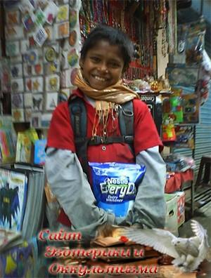 Попрошайничество в Индии - «Эзотерика»