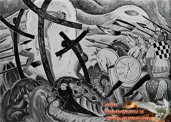 Разделение религиозного труда - «Эзотерика»