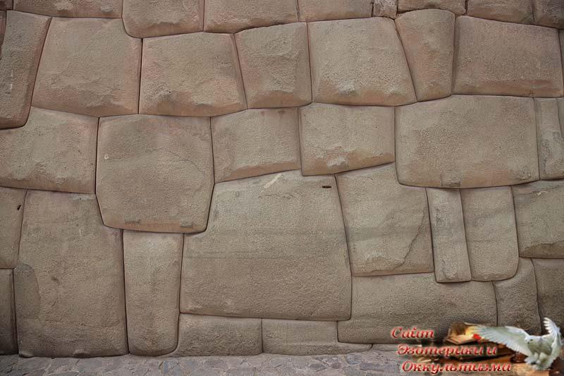 Тайна древней полигональной кладки открыта - «Эзотерика»