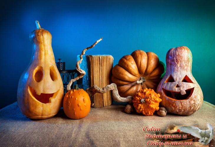 Хэллоуин - «Прикоснись к тайнам»