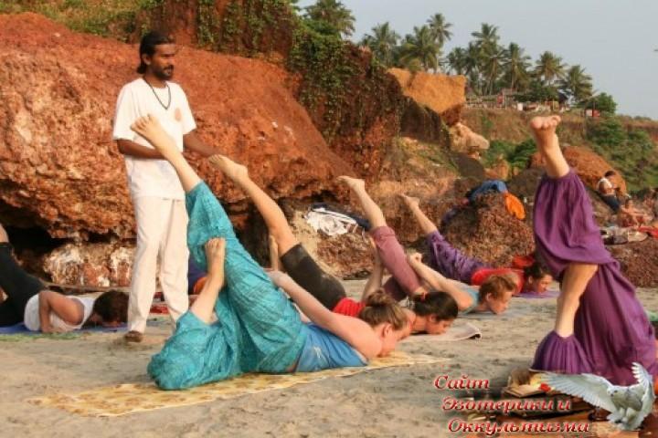 Виды йоги. Что выбрать для начинающих. Эзотерика - Живое Знание - «Эзотерика»
