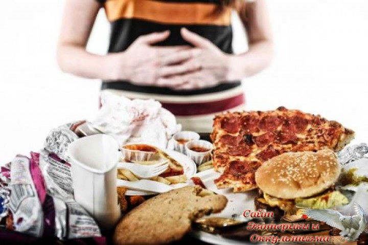 Компульсивное переедание. Что с этим делать? Эзотерика - Живое Знание - «Эзотерика»