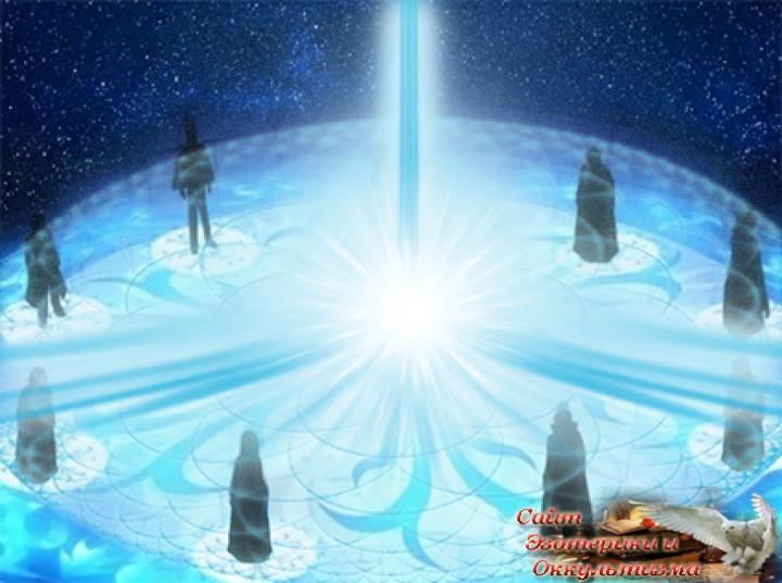 Магический род и его сборка. Синяя и красная энергии. Эзотерика - Живое Знание - «Эзотерика»