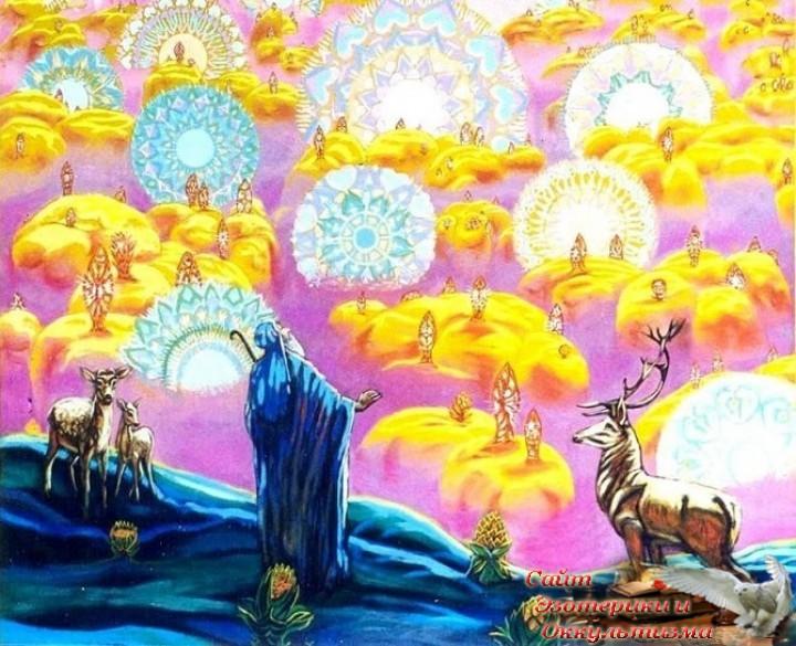 Вместивший в себя весь мир, или Что значит быть пробужденным по-настоящему. Эзотерика - Живое Знание - «Эзотерика»