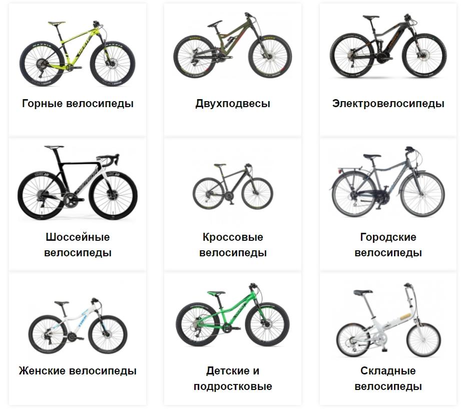 Горный велосипед или туристический велосипед?